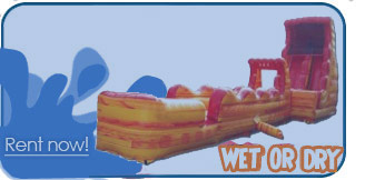 water slide rentals tri cities washington