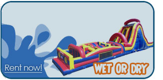 wet obstacle course rentals tri cities