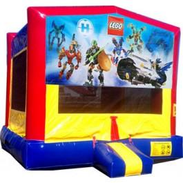 (C) Lego Bounce House