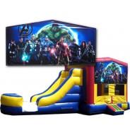 (C) Avengers Bounce Slide combo (Wet or Dry)