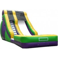 (B) 20ft Dry Slide Rental
