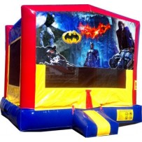 (C) Batman Bounce House