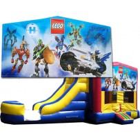 (C) Lego Bounce Slide combo (Wet or Dry)