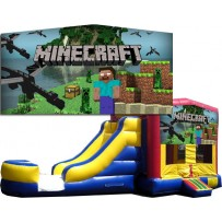(C) Minecraft Bounce Slide combo (Wet or Dry)