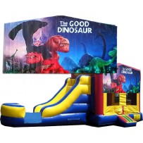 (C) Good Dinosaur Bounce Slide combo (Wet or Dry)