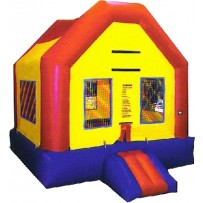 (A) Fun House Bounce House