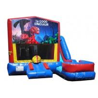 (C) Good Dinosaur 7N1 Bounce Slide combo (Wet or Dry)