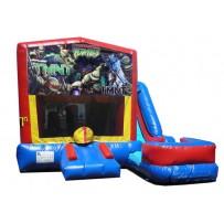 (C) Teenage Mutant Ninja Turtles - TMNT- 7n1 Bounce Slide combo (Wet or Dry)