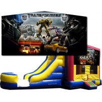 (C) Transformers Bounce Slide combo (Wet or Dry)