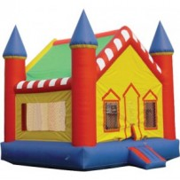 (A) Castle Bounce House