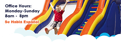 Richland bouncin bins bounce house rentals