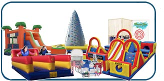 package deals inflatable rentals washington