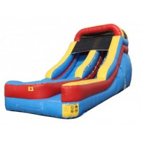 (A) 14ft Water Slide Rental