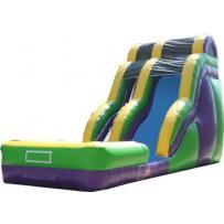 (B) 18ft Wave Water Slide
