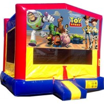 (C) Toy Story Bounce House